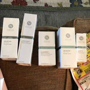 Makeup - Nerium advanced skincare set